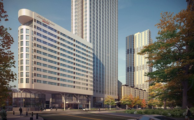 Photo Of Hotel Designed By Architecture Firm - Minno & Wasko Architects and Planners