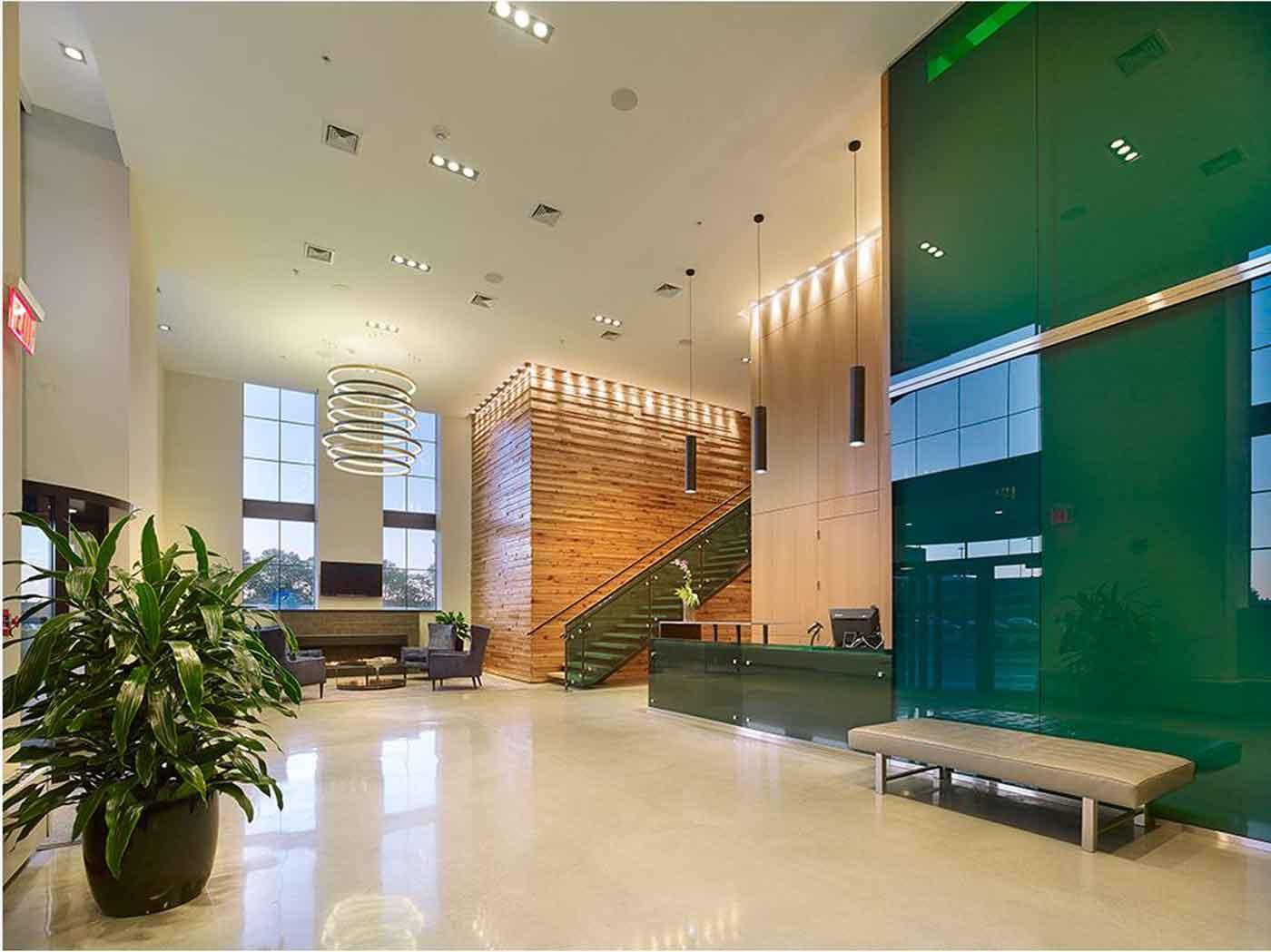 Interior Home Columns