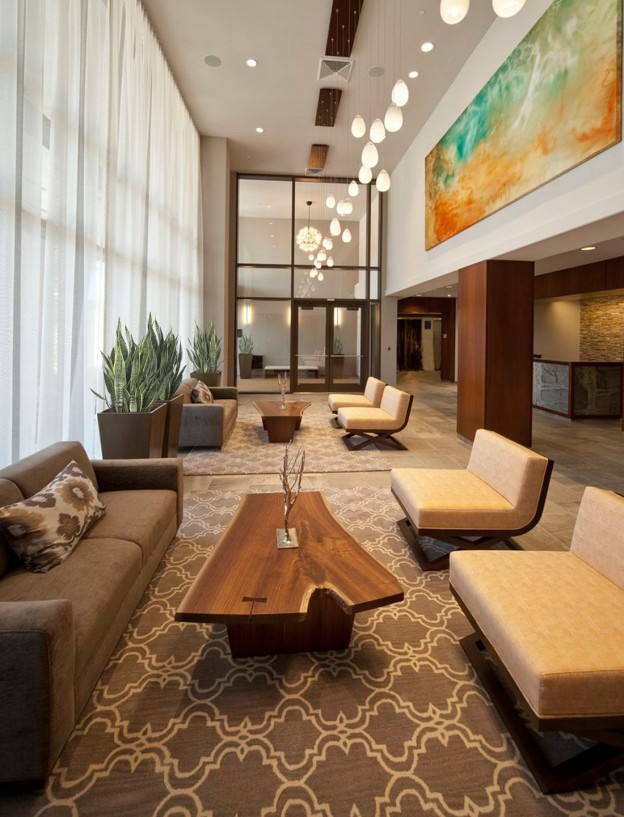 Interior Picture Of A Mixed Use Building In Newark NJ - Minno and Wasko Architects and Planners