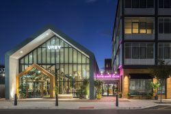 Transit Oriented URBY Harrison - Minno and Wasko Architects & Planners