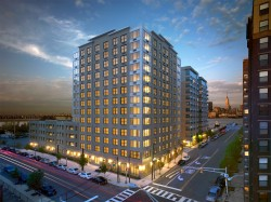 Giant Mixed Use Building Exterior Photo - Minno and Wasko Architects and Planners
