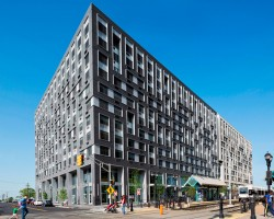 LEED Mixed Use Building Architectural Design Image - Minno & Wasko Architects and Planners